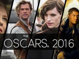 """""""Оскар-2016"""": объявлены номинанты на главную кинопремию года"""
