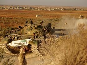 Сирия повстанцы