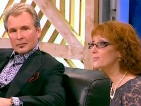Ольга Зарубина и Александр Малинин