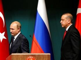 Путин и Эрдоган,