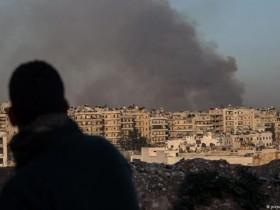 Развалины Алеппо