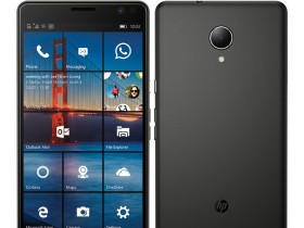 Виндоус 10 Mobile,HP Elite x3
