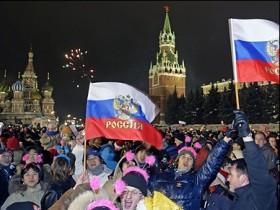 жители России