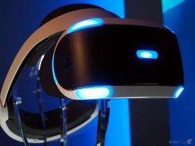 сони VR-шлем