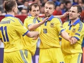 Сборная Украины,футзал,