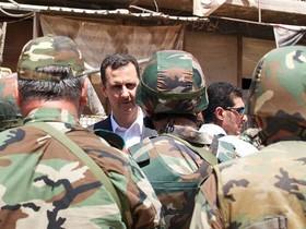 Сирия,Асад