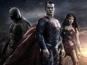 Бэтмен против Супермена: На заре верности