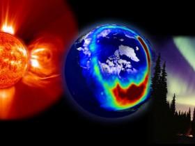 Исследователи составили календарь магнитных бурь на апрель-2016