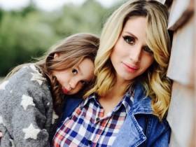LOBODA показала пятилетнюю красавицу-дочь (ФОТО)