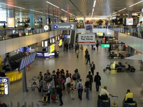 аэропорт амстердам