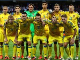 Сборная Украиныы