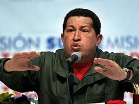 Уго Чавес сообщил, что мощь США приступает к иным странам