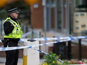 Англия полиция