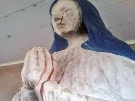 статуя Божьей Матери
