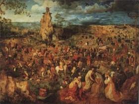 Археолог Шимон Гибсон скопировал крестовый маршрут Христа