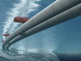 подводный автотуннель,