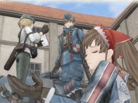 Свежий текст для Valkyria Chronicles будет 16-го мая