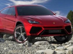 Кроссовер,Lamborghini Urus