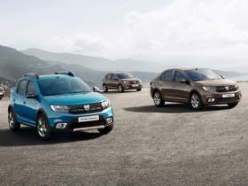 Dacia Logan,Dacia Sandero
