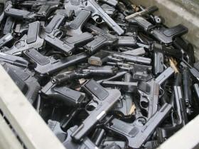 Упадок вызвал спрос на ружье