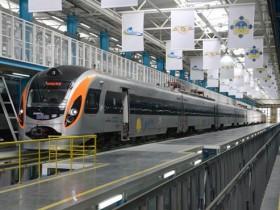 Скоростной поезд Киев-Львов