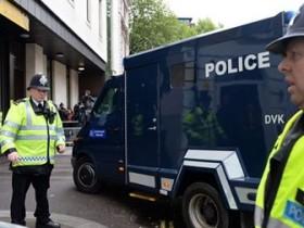 полиция британия