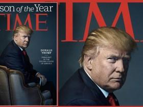 Дональд Трамп  -Человек года