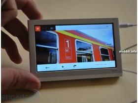 Свежий плеер iRiver P7 с жидкокристаллическим экраном (ФОТО)