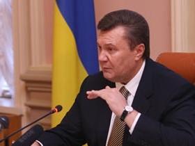 Янукович: РФ поможет Украине вынести все тяготы