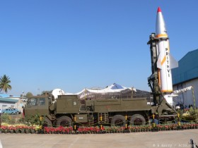 Индия благополучно проверила баллистическую ракету