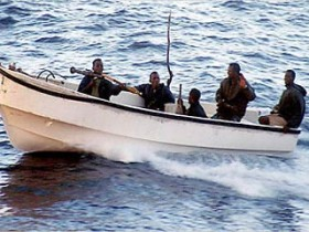 Пираты отпустили судно Титан