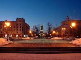 В Кемерово на глазах у путников не известные украли парня