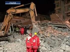 В Италии случилось второе землетрясение