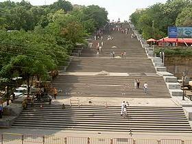 Потемкинская лестница,Одесса