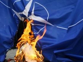 НАТО,флаг