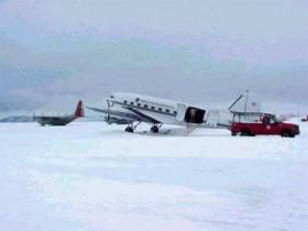 Необычный самоубийство: путешественник выскочил из воздушного судна