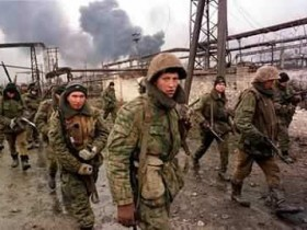 РФ сообщила об истечении битвы в Чечне
