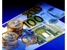 Курс euro падает