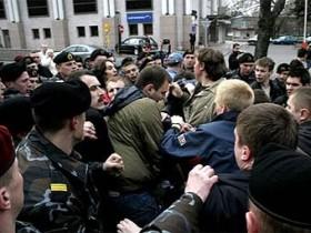 В Минске форсировали пикет