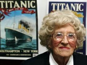"""Заключительная путешественница """"Титаника"""" реализует вещи"""