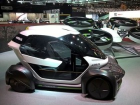 Автомобиль PopUp