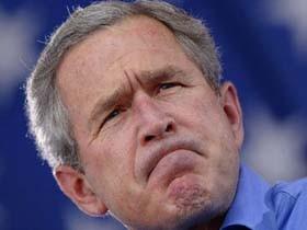 Буш-младший выступит в КНР на пресс-конференции