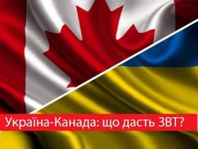 Торговля с Канадой