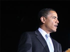 Барак Обама входит в войну за Север