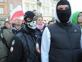 Польские ультраправые