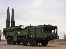 ракета Искандер