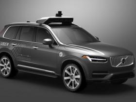 Uber,беспилотные авто,