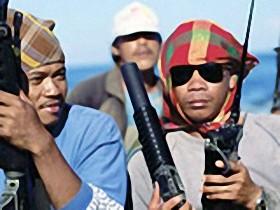 Сомалийский пират доставлен в New-York