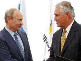 Путин,Тиллерсон