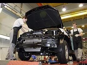 На Украине снизилось создание легковых авто на 83%